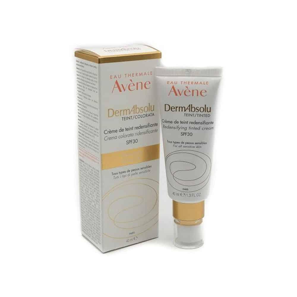 Avene DermAbsolu Cream De Teint spf 30 Κρεμα Νεότητας Με Χρώμα Και Προστασία 40ml
