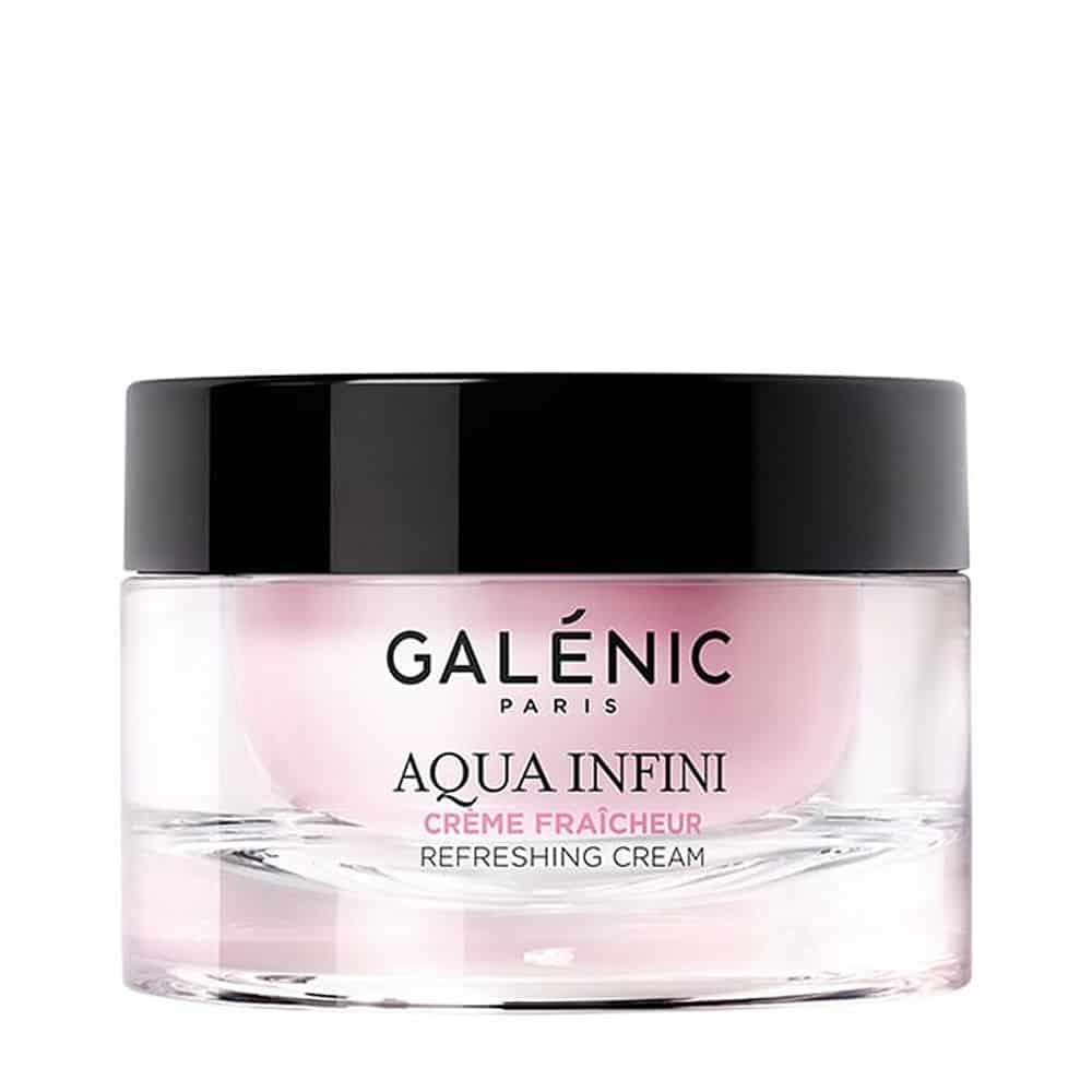 Galenic Aqua Infini Crème Fraîcheur Peaux Sèches 50ml