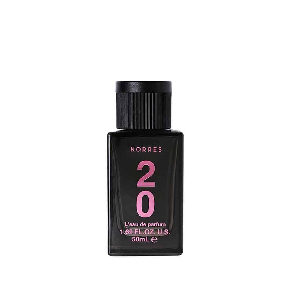 Korres parfum 02 woman 50ml άρωμα γυναικα