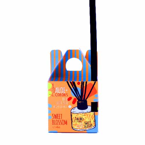 Aloe+Colours Reed Diffuser Set Sweet Blossom 125ml αρωματικό χώρου