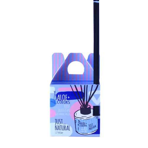 Aloe+Colours Reed Diffuser Set Just Natural 100ml+25ml Δώρο αρωματικό χώρου