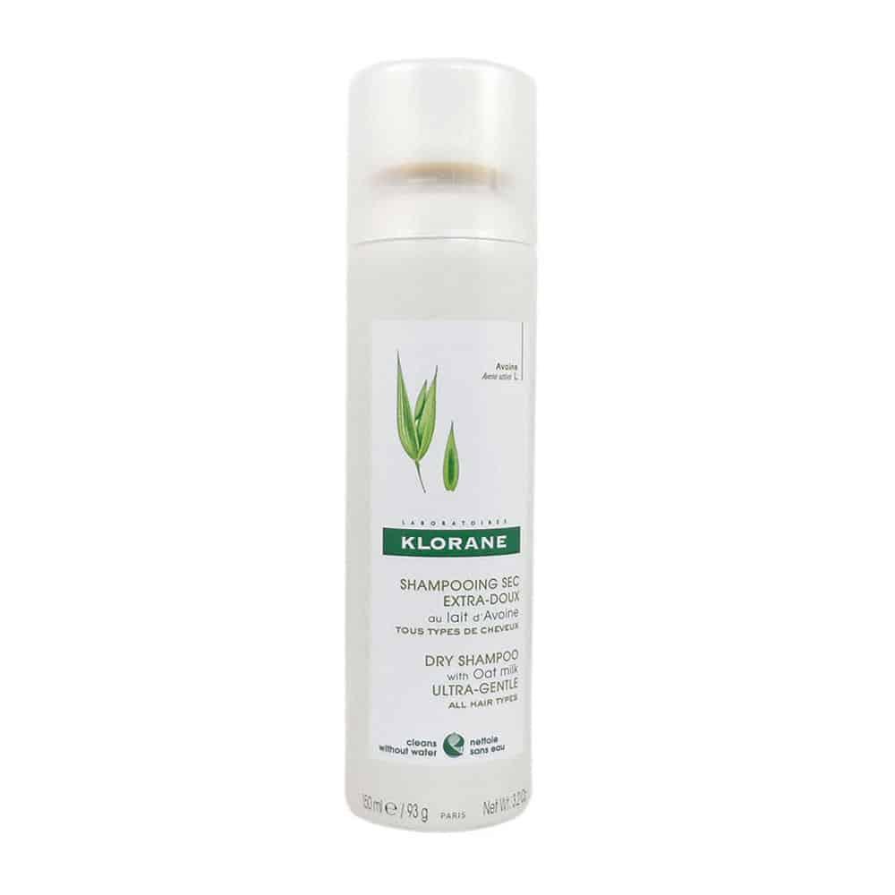 klorane avoine dry shampoo for all hair types 150ml