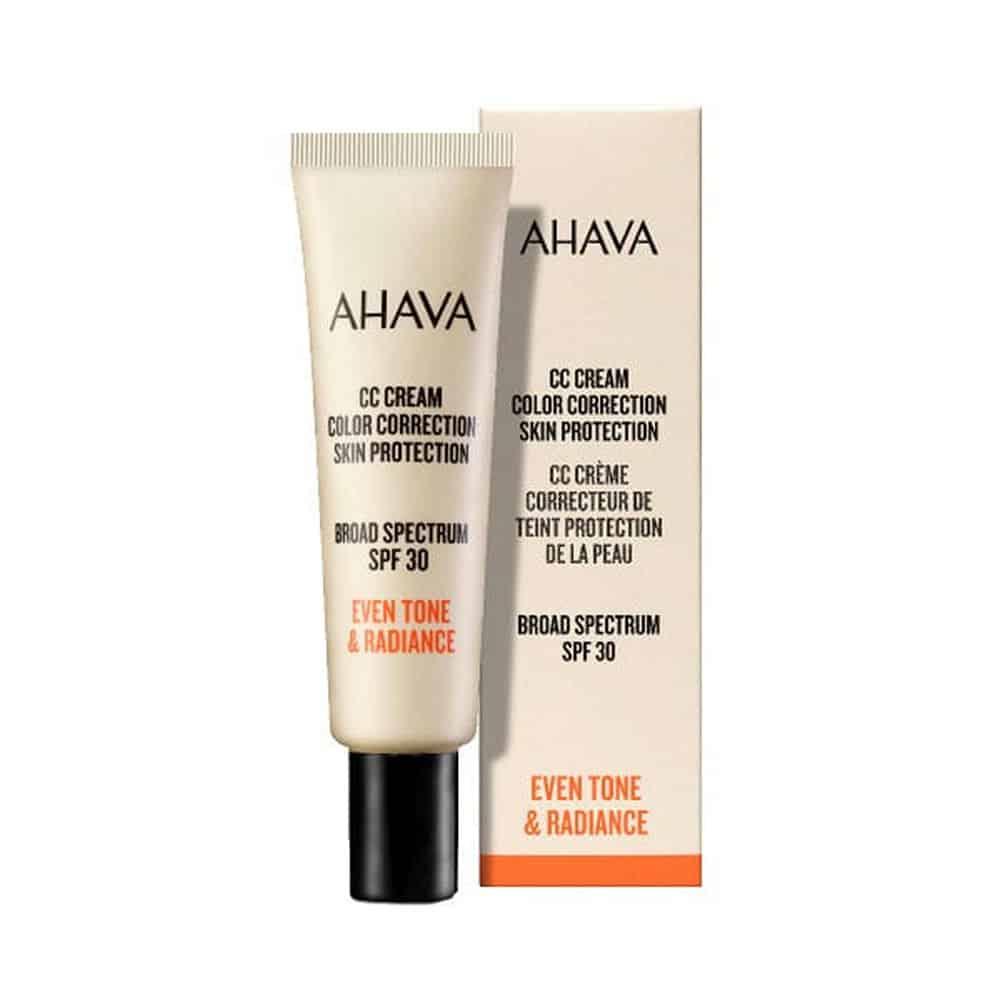 Ahava CC Cream spf 30 30ml