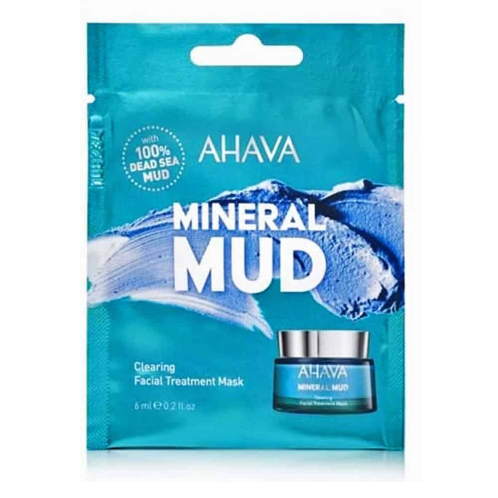 Ahava Clearing Mud Mask 6ml