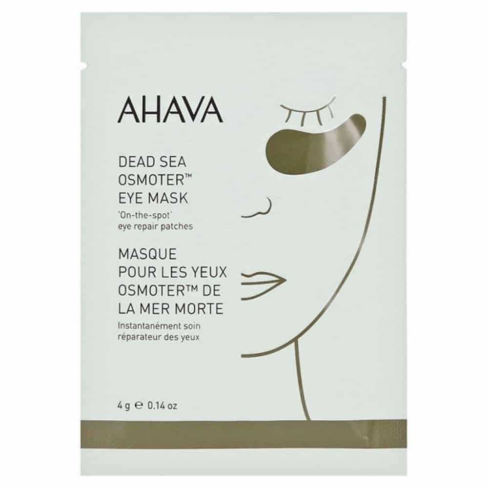 Ahava Dead Sea Eye Mask patches 4g