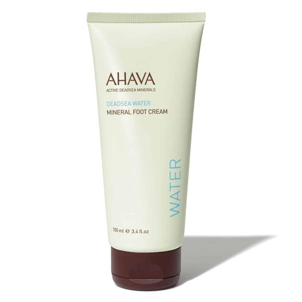 Ahava Dead Sea Water Mineral Foot Cream 100ml