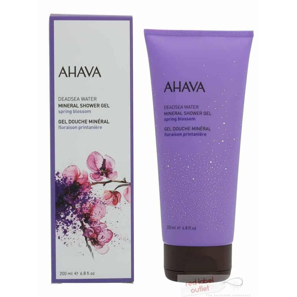 Ahava Dead Sea Water Mineral Gel Gel Blossom Spring 200ml