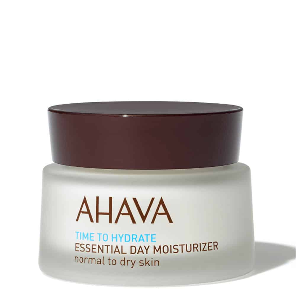 Ahava Essential Day Moisturizer Normal To Dry 50ml