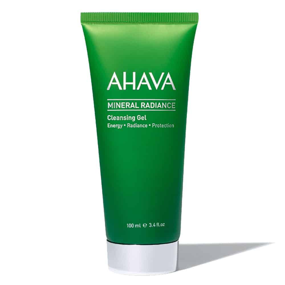 Ahava Mineral Radiance Cleansing Gel 100ml