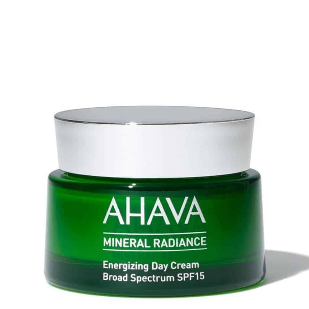 Ahava Mineral Radiance Energising Day Cream SPF 15 50ml