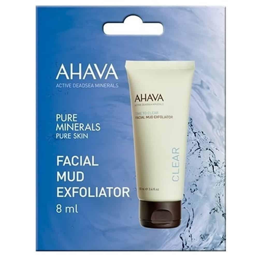 Ahava Mud Exfoliator 8ml