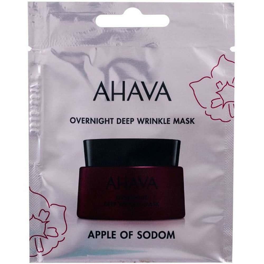Ahava Overnight Deep Wrinkle Mask 6ml