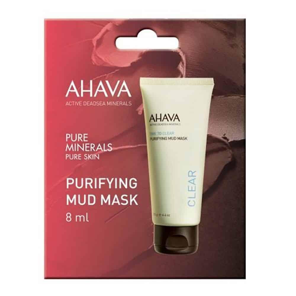 Ahava Purifying Mud Mask 8ml