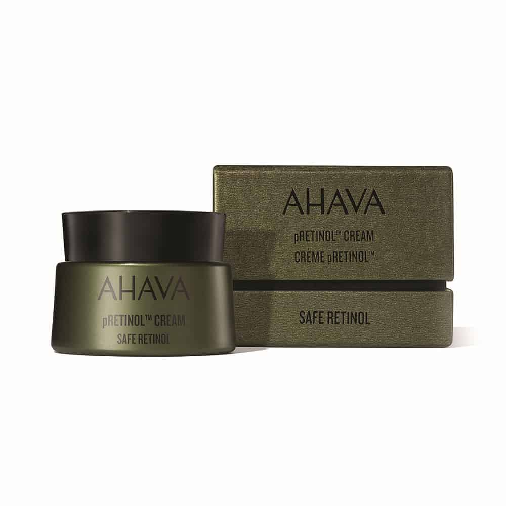 Ahava Safe Retinol PRetinol Firming & Anti-Wringle Cream 50ml