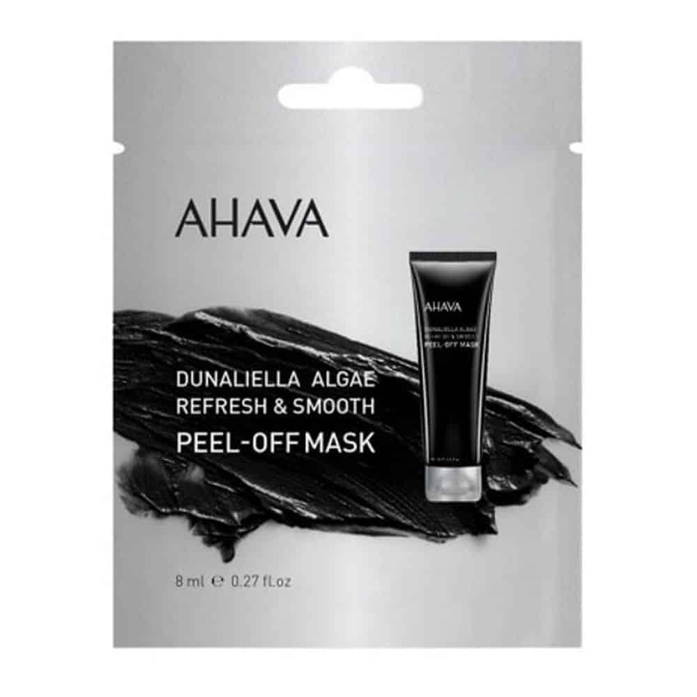 Ahava Single Dunaliella Peel Off Mask 8ml