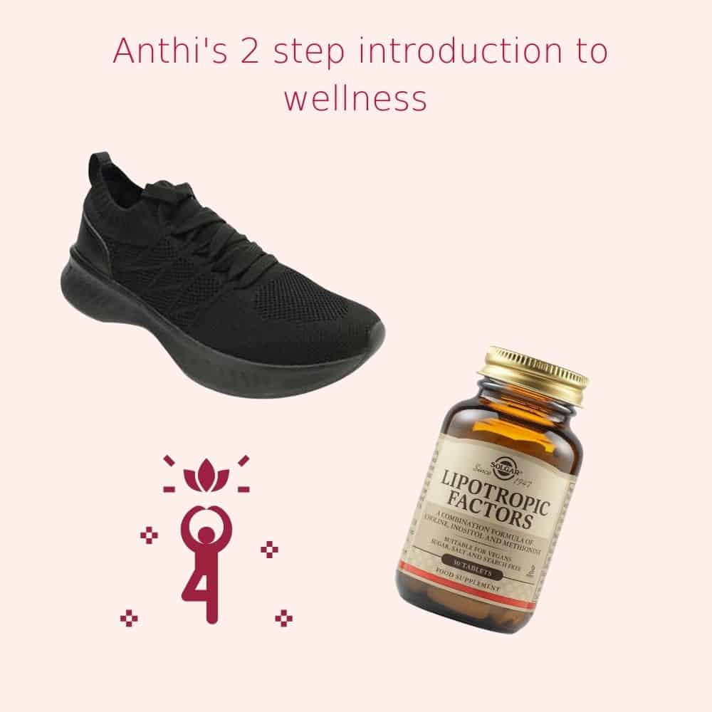 Anthis 2 step introduction to wellness