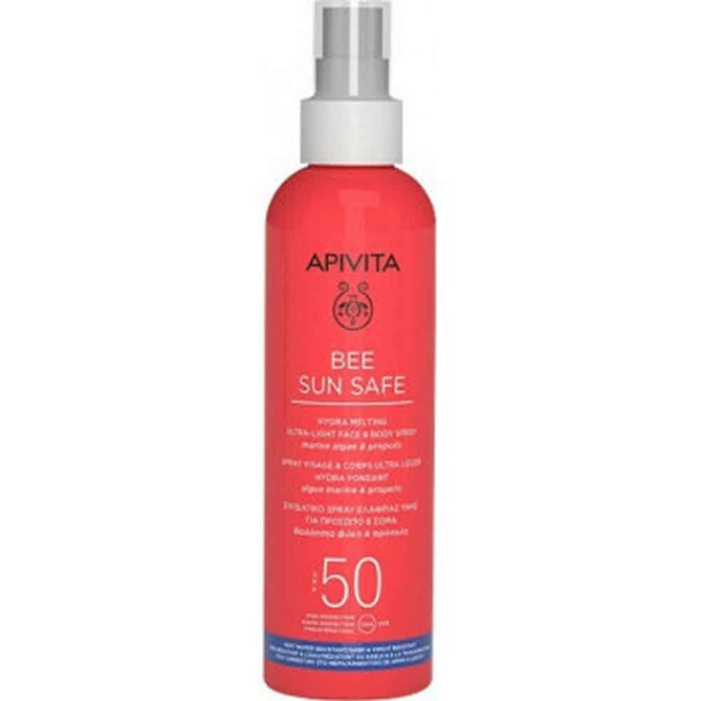 Apivita Bee Sun Save Body Spray spf50 200ml