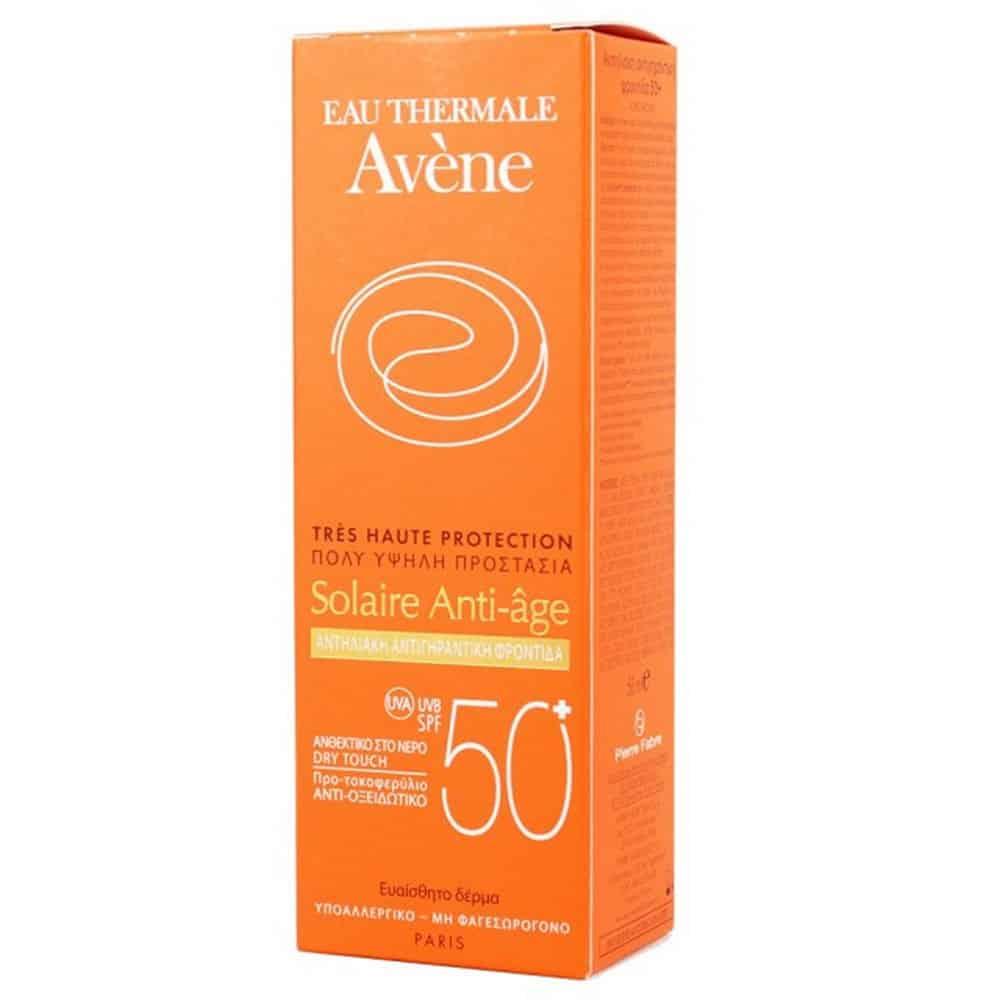 Avene Soins Solaires Anti-Age SPF50+50ml