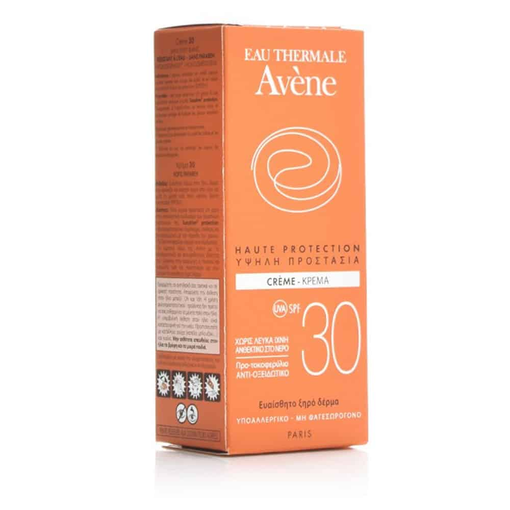 Avene Soins Solaires Creme SPF30 50ml