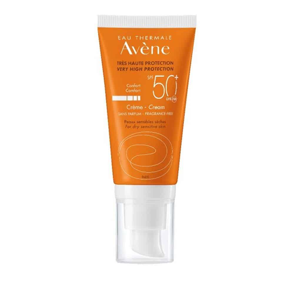 Avene Soins Solaires Creme SPF50+Sans Parfum 50ml
