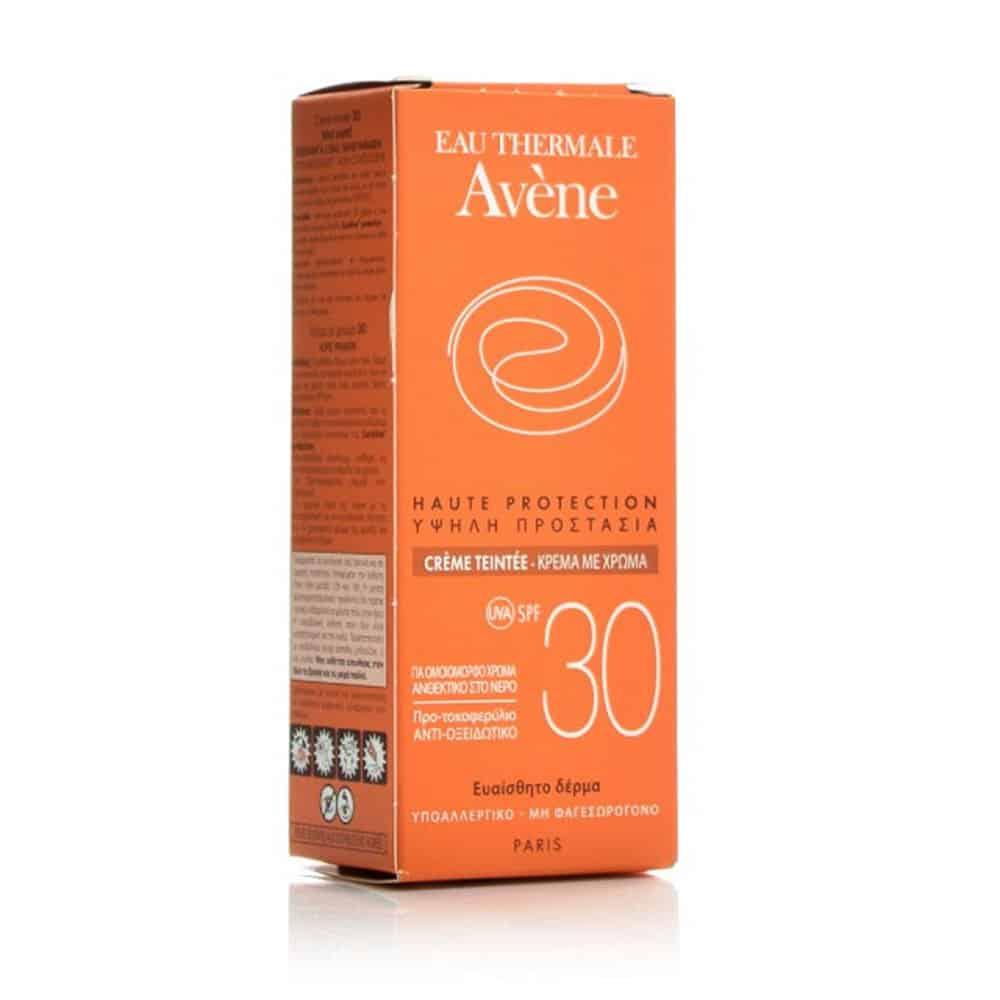 Avene Soins Solaires Creme Teintee SPF30 50ml