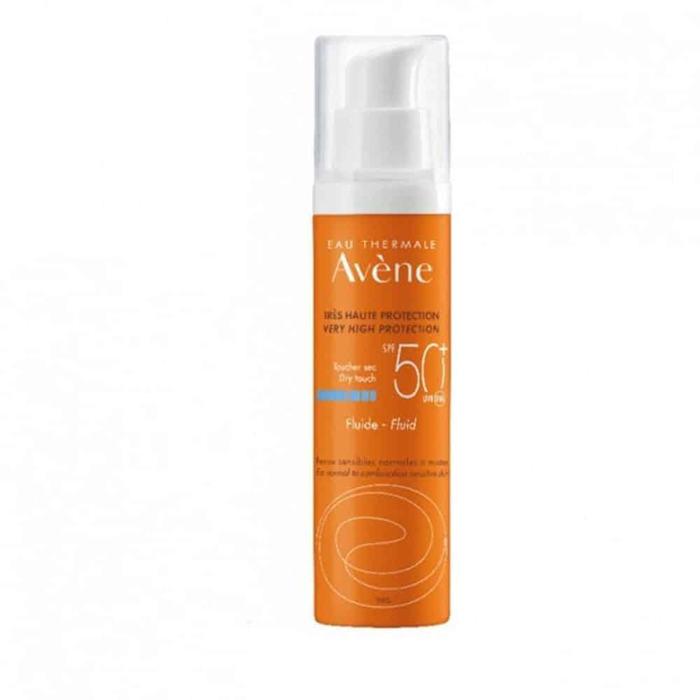 Avene Soins Solaires Fluide SPF50+50ml