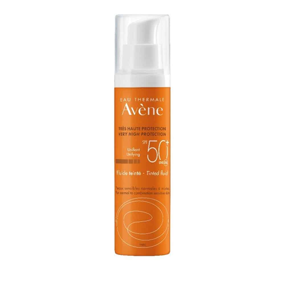 Avene Soins Solaires Fluide Teintee SPF50+50ml
