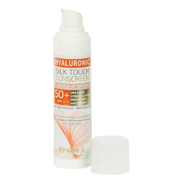 Froika Hyaluronic Silk Touch Sunscreen SPF50+ Tinted 40ml