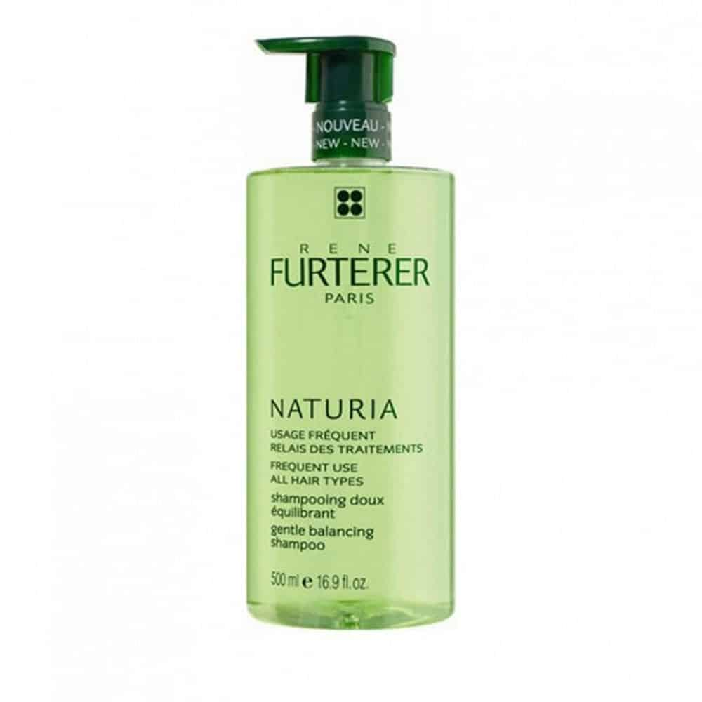 Rene Furterer Naturia shampoo για όλους τους τύπους μαλλιών 500ml