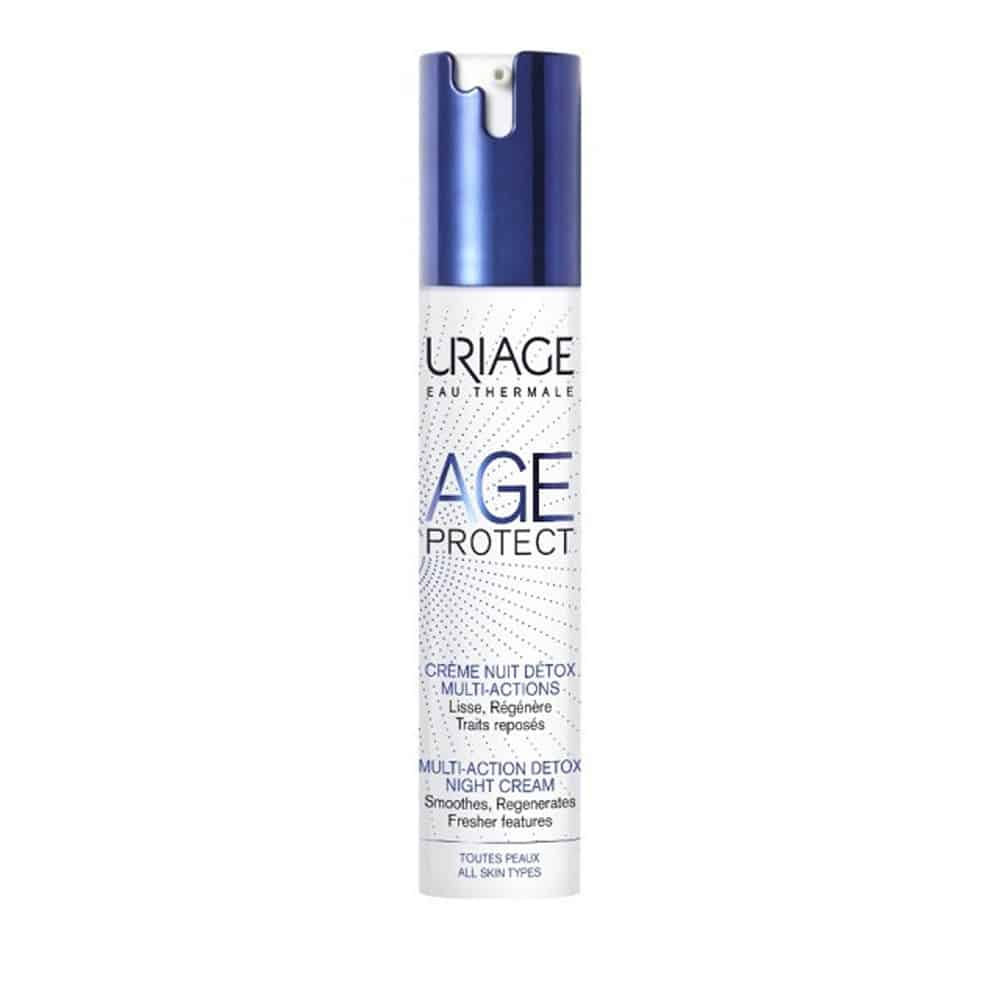 Uriage Age Protect Multi-Action Detox Night 40ml