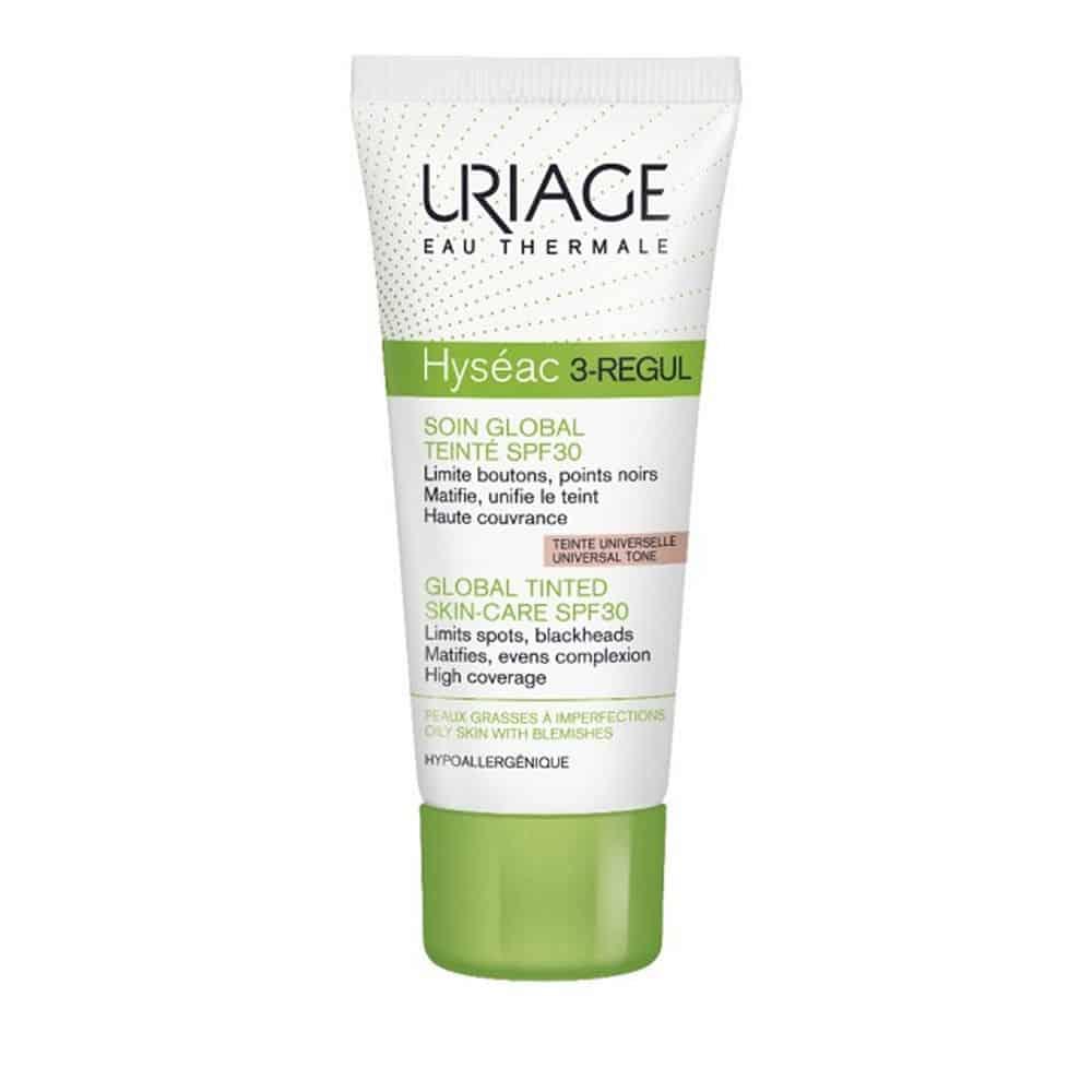 Uriage Hyseac 3-Regul Global Tinted Skin Care SPF30 40ml