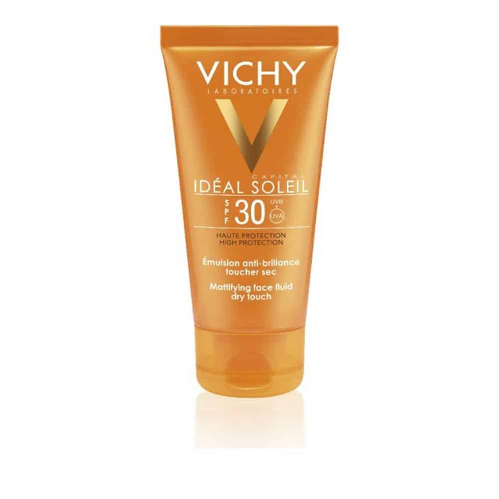 Vichy Ideal Soleil Mattifying Face Fluid Dry Touch SPF30 50ml