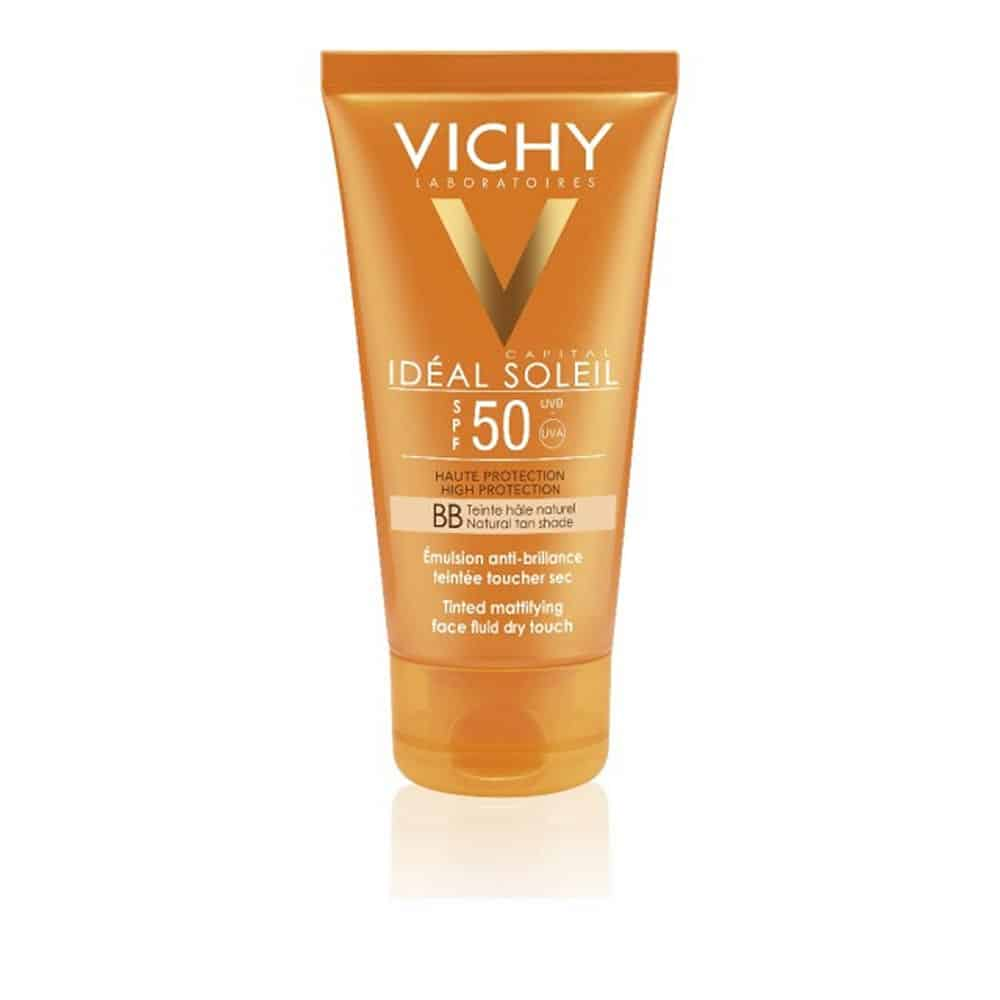 Vichy Ideal Soleil Tinted Dry Touch BB spf50 50ml