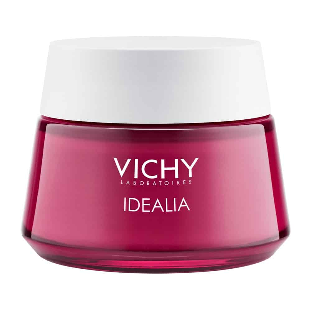 Vichy Idealia Smoothness & Glow Energizing Cream - normal to combination, 50ml 1