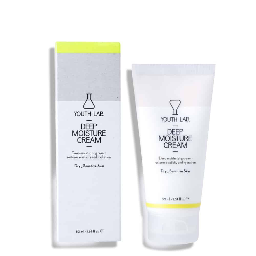 Youth lab Deep Moisture Cream ξηροτητα ευαισθητο δερμα