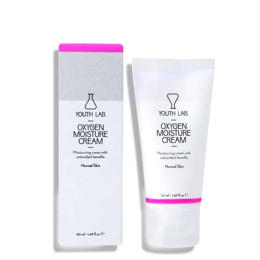 youth lab Oxygen Moisture Cream ενυδατωση
