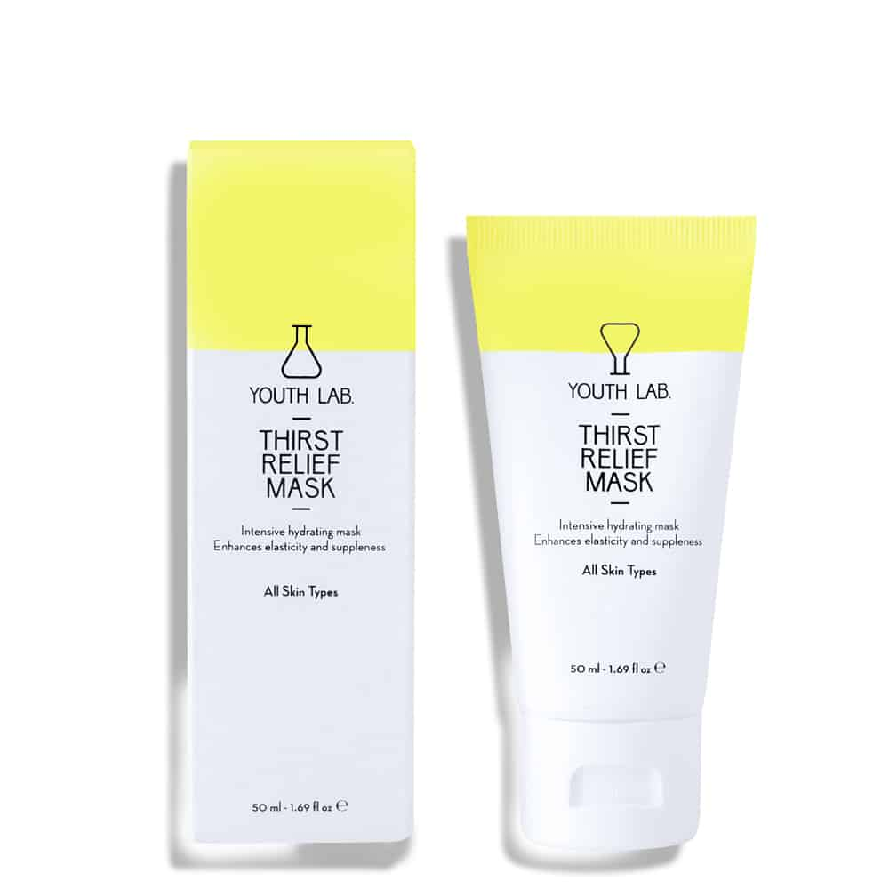 youth lab Thirst Relief Mask ενυδατικη μασκα