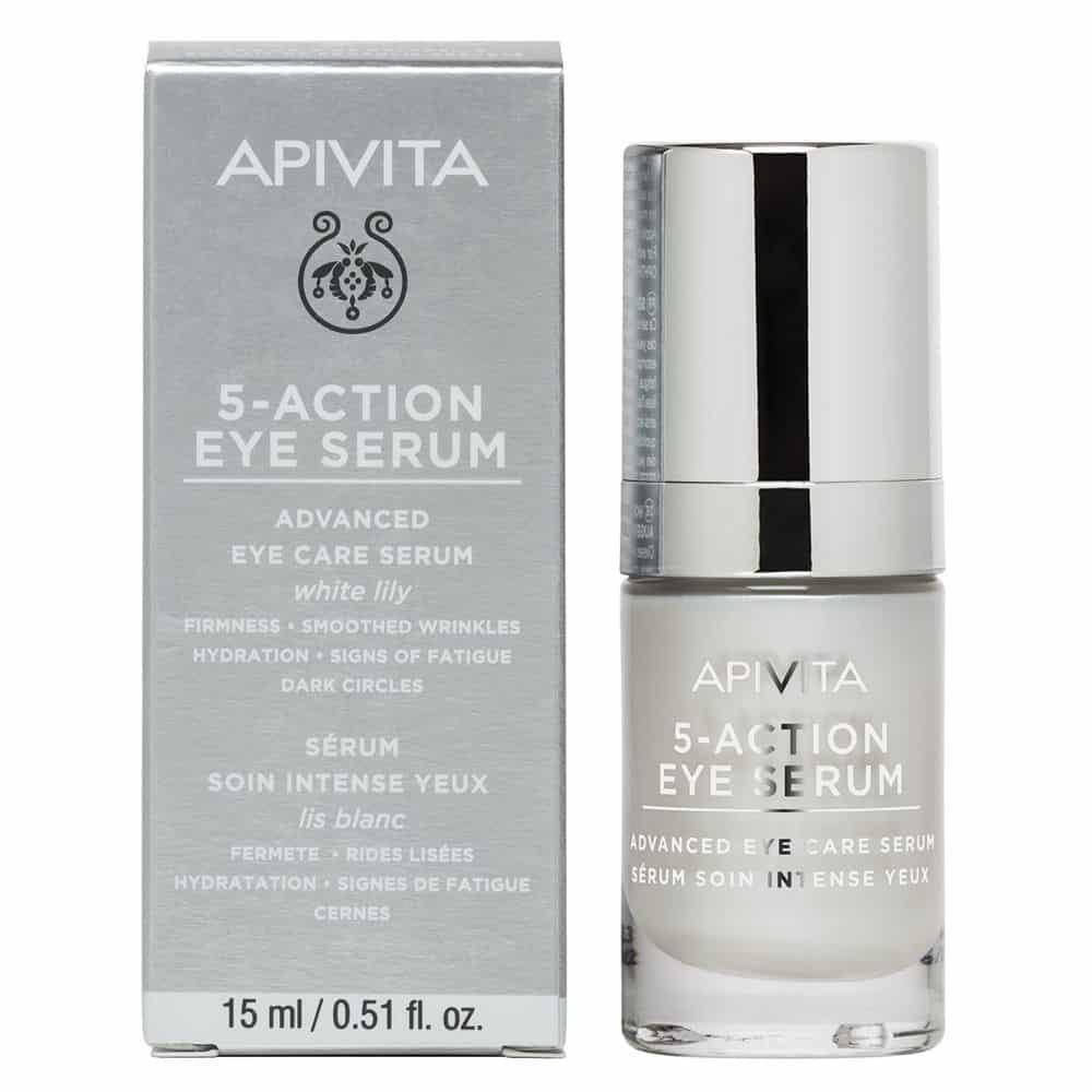 Apivita 5 Action Eye Serum 15ml