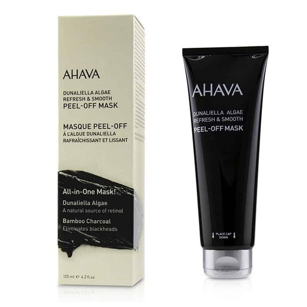 Ahava Mineral Masks Dunaliella Algae Peel-Off Mask 125ml