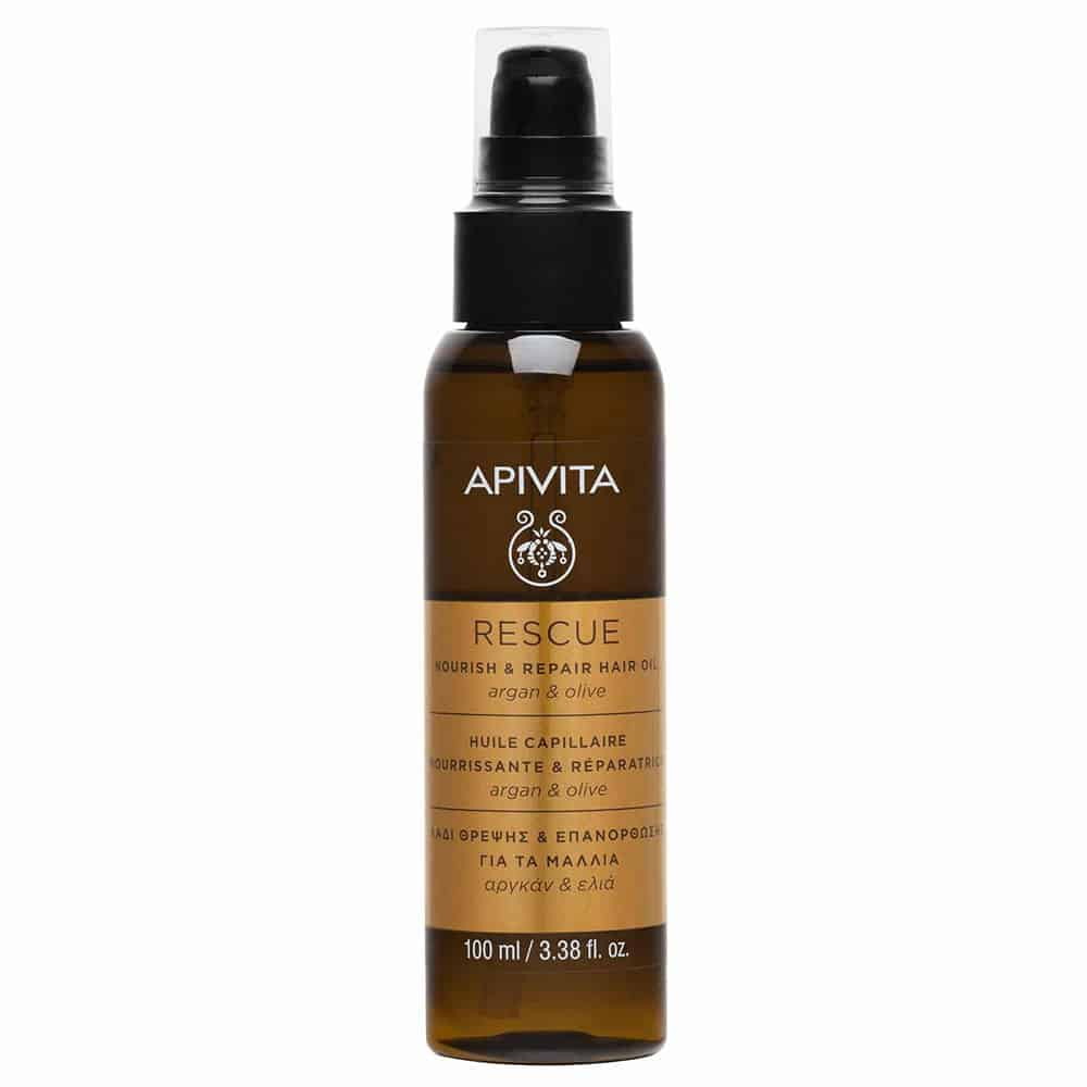 Apivita Oil Rescue Hair 100ml