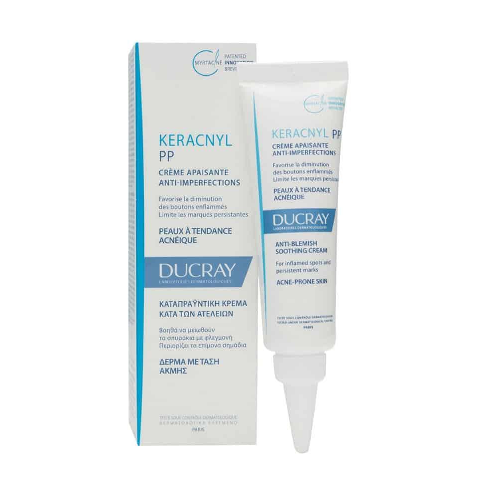 Ducray Keracnyl PP Creme Apaisante Anti Imperfections 30ml