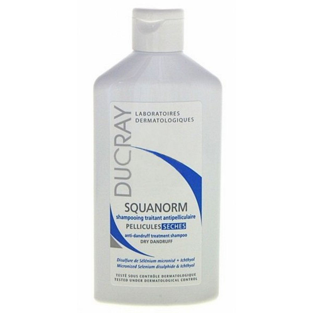 Ducray Squanorm Seches Shampoo 200ml