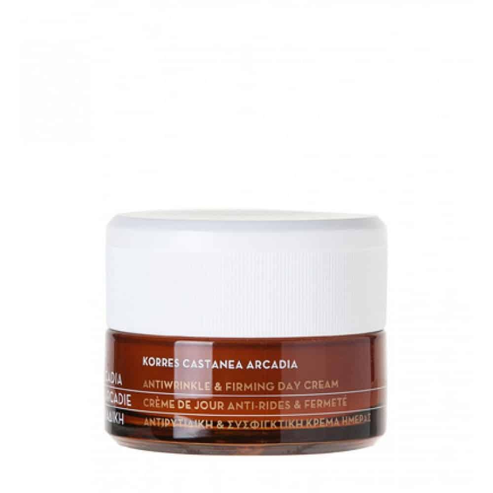 Korres Day Cream Normal Skin Castanea Arcadia 40ml