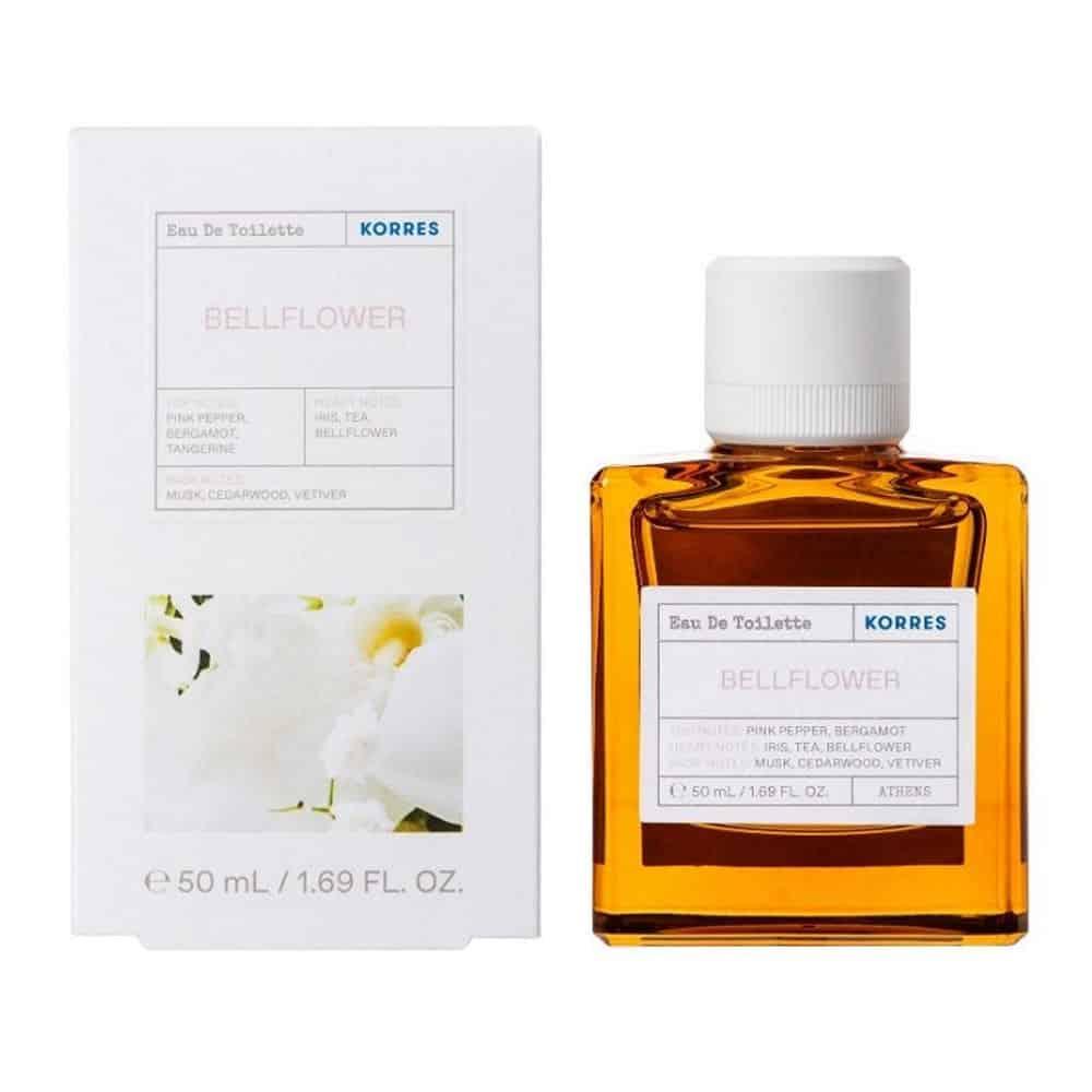 Korres Eau De Toilette Bell Flower 50ml