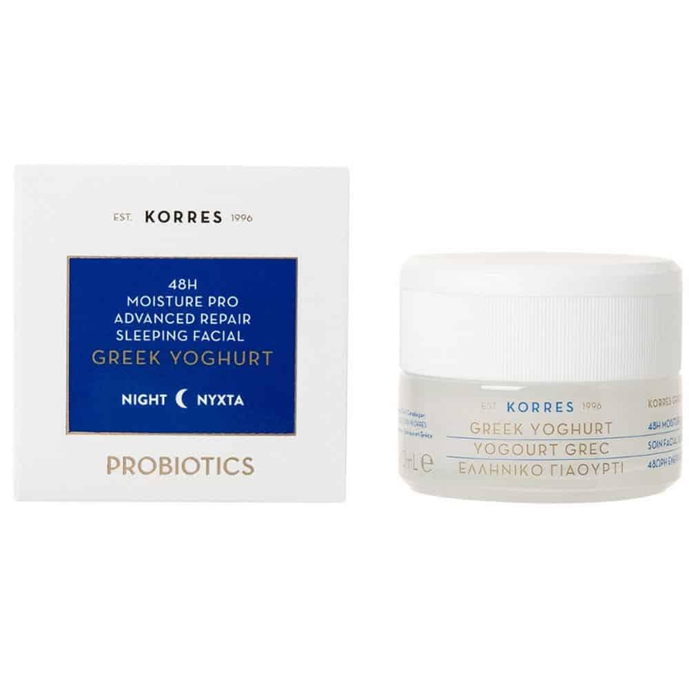 Korres Night Cream Yoghurt 40ml