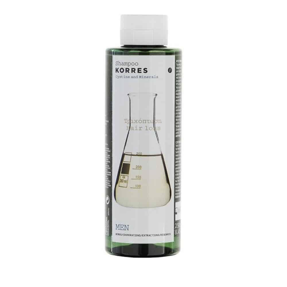 Korres Shampoo Mens 250ml