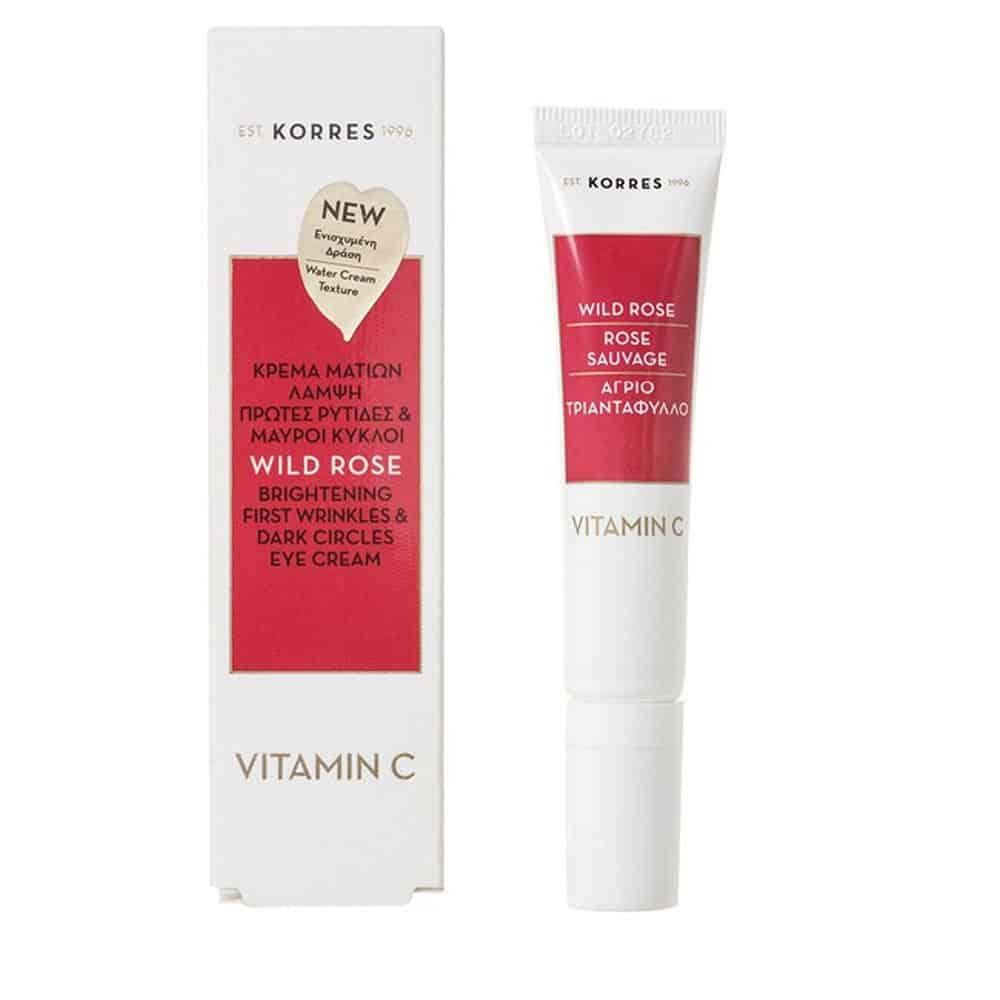 Korres Wild Rose Eye Cream 15ml