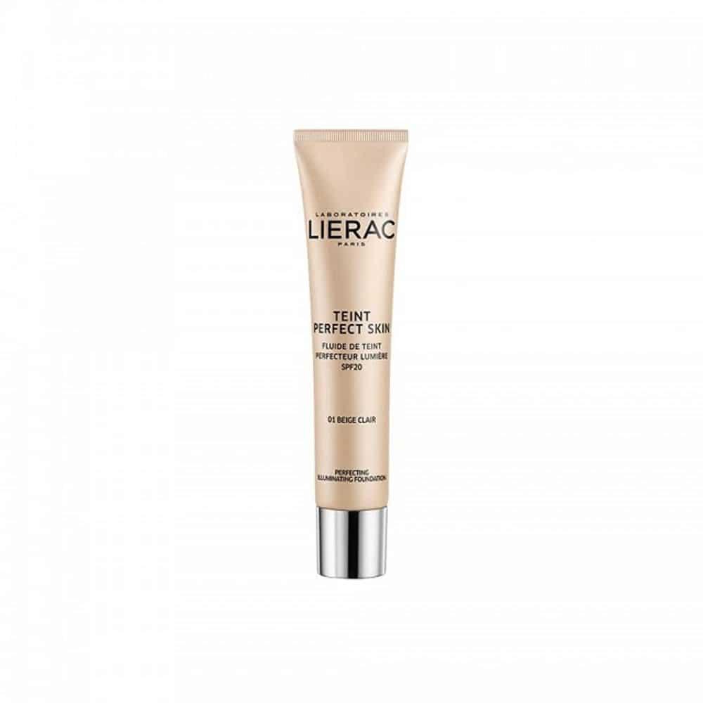 Lierac Teint Perfect Skin Illuminating Fluid SPF20 01 Light Beige 30ml