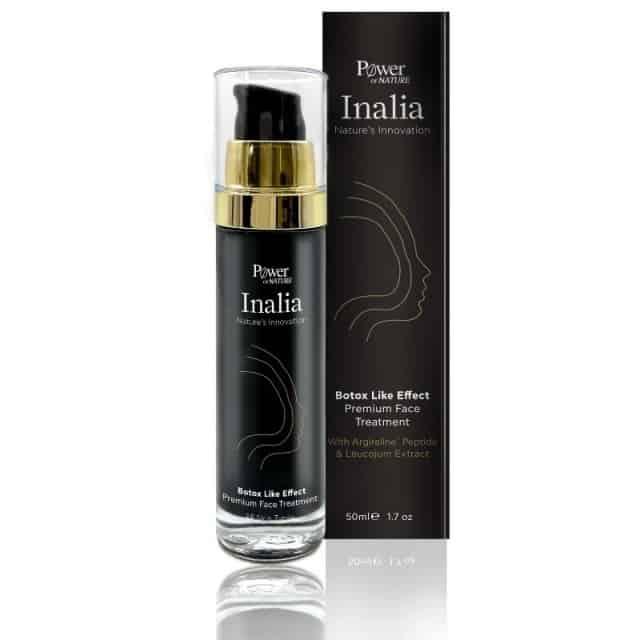 Power Health Inalia Botox Like Effect Premium Face Treatment 50ml