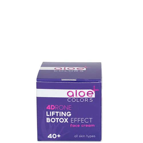 aloe colors instant lifting face cream